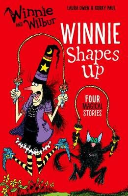 Winnie and Wilbur: Winnie Shapes Up Badger Learning