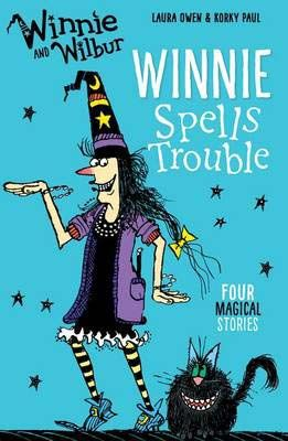 Winnie and Wilbur: Winnie Spells Trouble Badger Learning