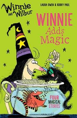 Winnie and Wilbur: Winnie Adds Magic Badger Learning