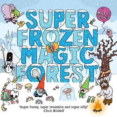 Super Frozen Magic Forest Badger Learning