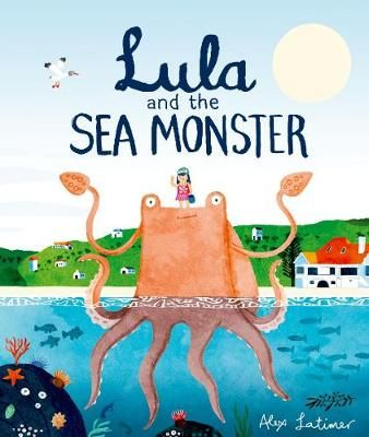 Lula & the Sea Monster Badger Learning