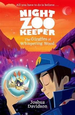 Night Zookeeper: The Giraffes of Whispering Wood Badger Learning