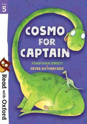 Cosmo for Captain Badger Learning