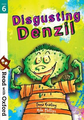 Disgusting Denzil Badger Learning