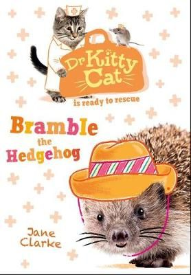 Dr KittyCat is Ready to Rescue: Bramble the Hedgehog Badger Learning