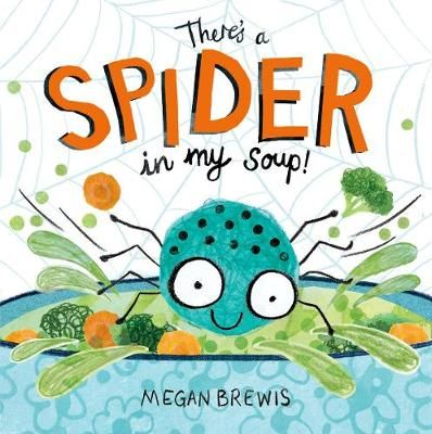 There's a Spider in my Soup Badger Learning