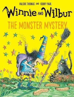 Winnie and Wilbur: The Monster Mystery PB Badger Learning