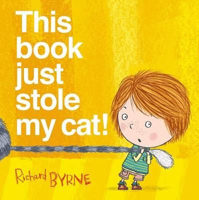 This Book Just Stole My Cat! Badger Learning