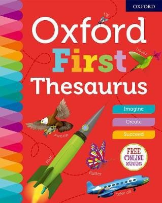 Oxford First Thesaurus Badger Learning