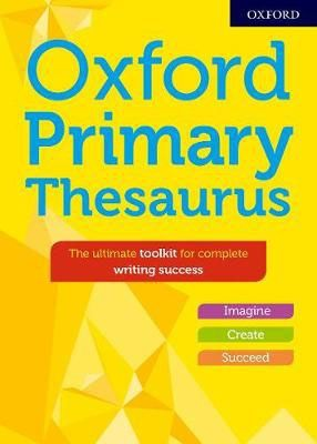 Oxford Primary Thesaurus Badger Learning