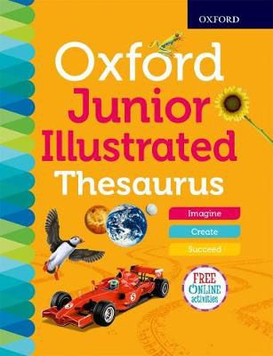 Oxford Junior Illustrated Thesaurus Badger Learning
