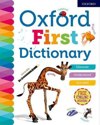 Oxford First Dictionary Badger Learning
