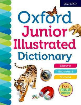 Oxford Junior Illustrated Dictionary Badger Learning