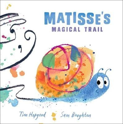 Matisse's Magical Trail Badger Learning