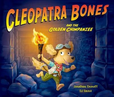 Cleopatra Bones & the Golden Chimpanzee Badger Learning