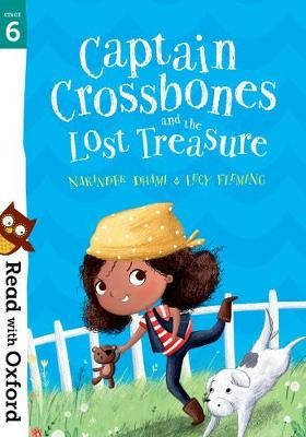Captain Crossbones & the Lost Treasure Badger Learning