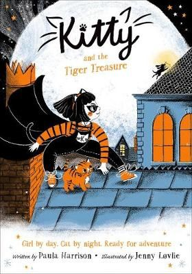 Kitty & the Tiger Treasure Badger Learning