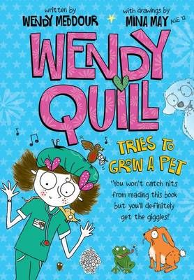 Wendy Quill Tries to Grow a Pet Badger Learning