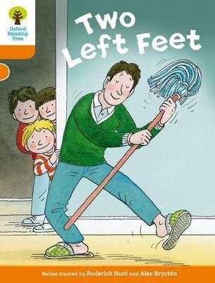 Two Left Feet Badger Learning