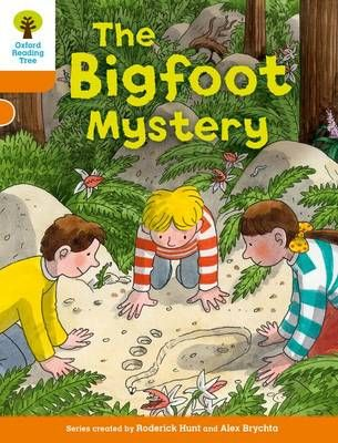 Bigfoot Mystery Badger Learning