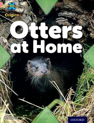Otters at Home Badger Learning