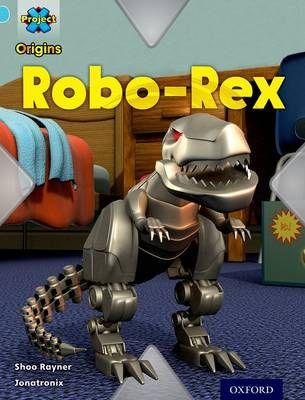 Robo-Rex (Toys) Badger Learning