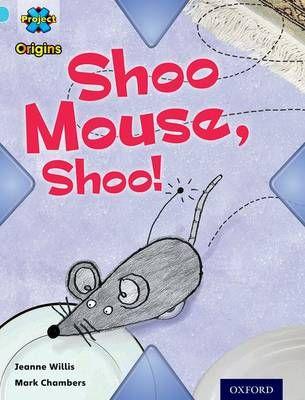 Shoo Mouse, Shoo! (Toys) Badger Learning