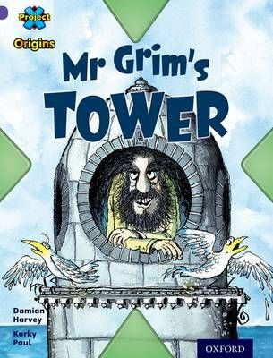 Mr Grim's Tower (Buildings) Badger Learning