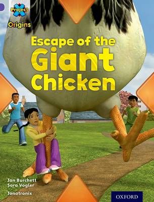 Escape of the Giant Chicken (Habitat) Badger Learning