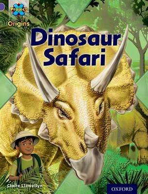 Dinosaur Safari (Habitat) Badger Learning