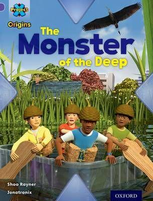 Monster of the Deep (Habitat) Badger Learning