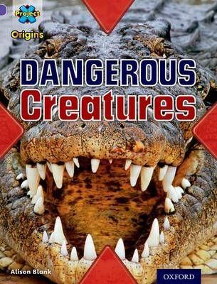 Dangerous Creatures (Habitat) Badger Learning