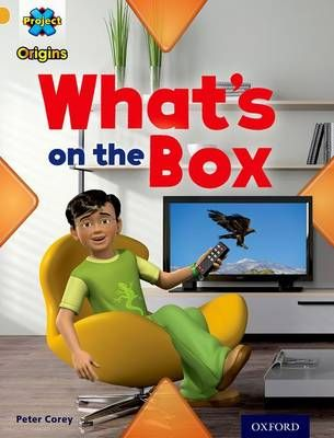 What's on the Box? (Communication) Badger Learning