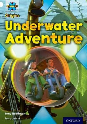 Underwater Adventure Badger Learning