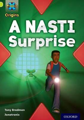 Nasti Surprise (Underground) Badger Learning