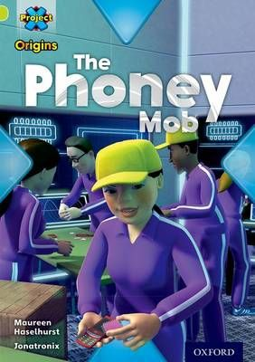 Phoney Mob (Masks & Disguises) Badger Learning