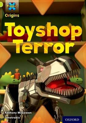 Toyshop Terror (Trapped) Badger Learning