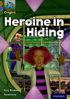 Heroine in Hiding Badger Learning