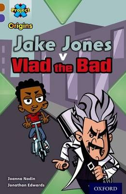 Jake Jones v Vlad the Bad Badger Learning