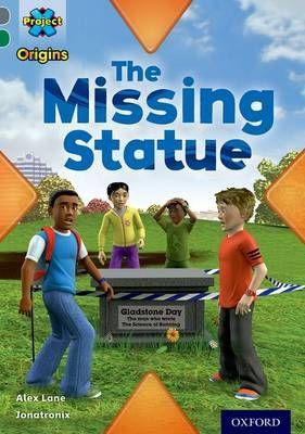 Missing Statue Badger Learning