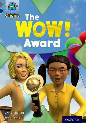 Wow! Award Badger Learning