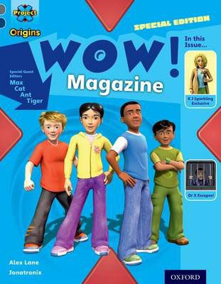 Wow! Magazine Badger Learning
