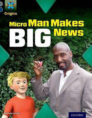 Micro Man Makes Big News Badger Learning
