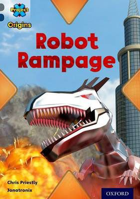 Robot Rampage Badger Learning