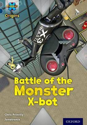 Battle of the Monster X-Bot Badger Learning