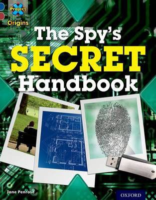Spy's Secret Handbook Badger Learning