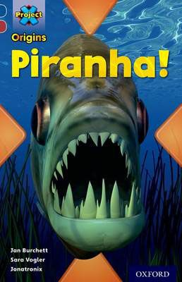 Piranha! Badger Learning