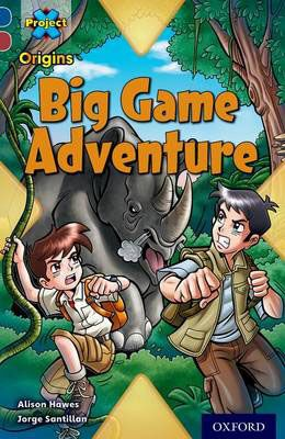 Big Game Adventure Badger Learning