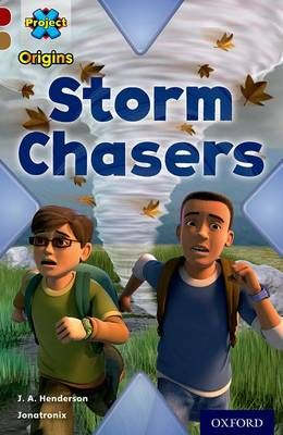 Storm Chasers Badger Learning
