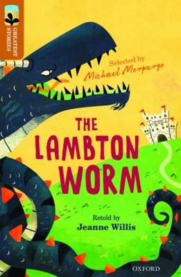 The Lambton Worm Badger Learning